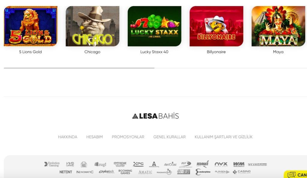 lesabahis oyunlar 1024x593 - Lesabahis Yeni Giriş Adresi